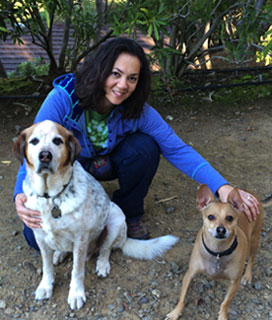 Gina Chang, Dog Trainer